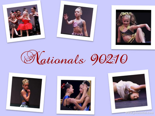 Nationals 90210 collage