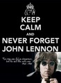 Never forget - john-lennon photo