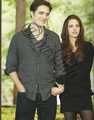 New BD part 2 pic-Edward and Bella - twilight-series photo