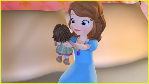 Sofia The First kertas dinding titled New pictures