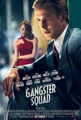 New posters of Gangster Squad