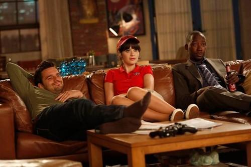 Nick, Winston & Jess 2x04