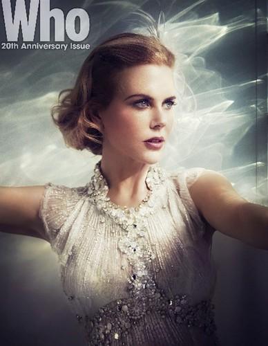 Nicole Kidman - Who Magazine