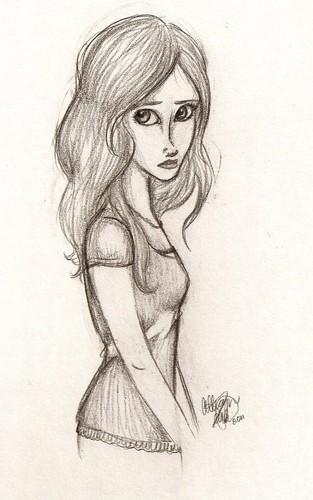 Hush, Hush 바탕화면 titled Nora Grey