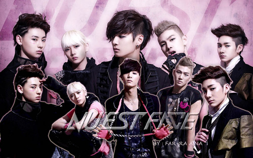 NU'EST wallpaper called Nu'est