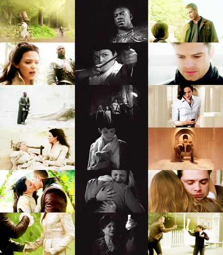 Once Upon A Time fond d'écran probably with a bouquet called Once Upon a Time | 2.03 | Lady of the Lake