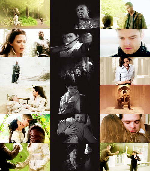Once Upon a Time | 2.03 | Lady of the Lake