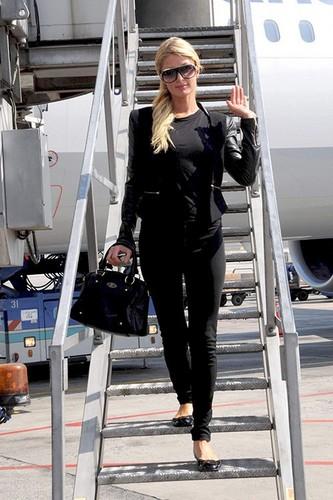 Paris Hilton Modeling in Turkey