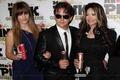 Paris Jackson, Prince Jackson and Latoya Jackson at Mr Pink Drink Launch Party ♥♥ - paris-jackson photo