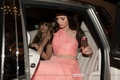 Paris Jackson and ? at Mr Pink Drink Launch Party  - blanket-jackson photo