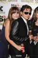 Paris Jackson and her brother Prince Jackson Blanket Jackson at Mr Pink Drink Launch Party 