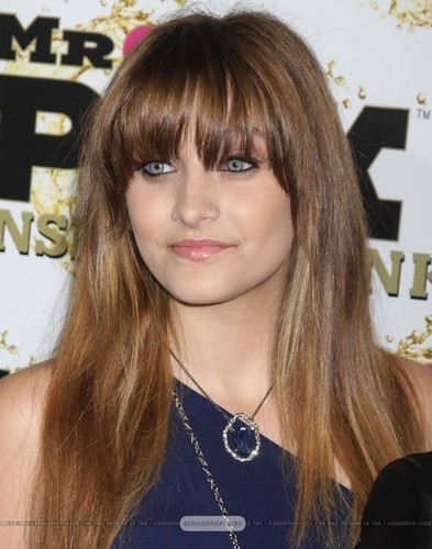 Paris Jackson at Mr roze Drink Launch Party ♥♥