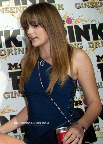 Paris Jackson at Mr màu hồng, hồng Drink Launch Party ♥♥