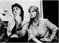 Paul and Linda McCartney - paul-mccartney photo