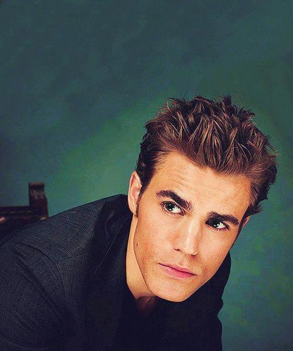 Paul Wesley wallpaper with a portrait entitled Paul