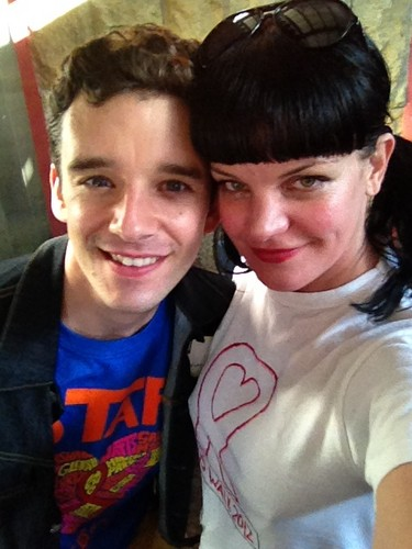 Pauley Perrette - 28th Annual AIDS Walk Los Angeles in West Hollywood - October 14. 2012.