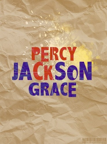 Percy Jackson & Jason Grace