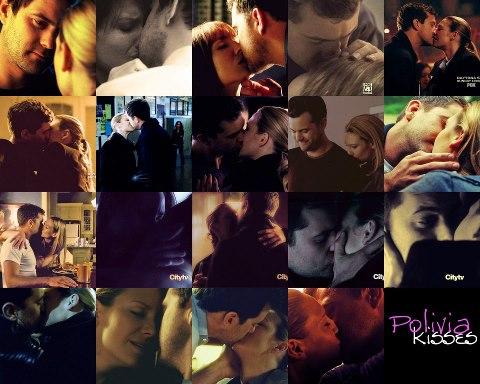 Peter & Olivia Kisses