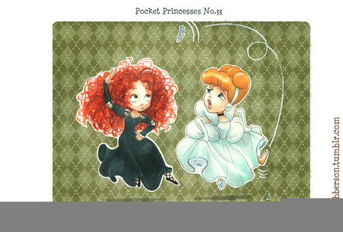 Pocket Princesses 33