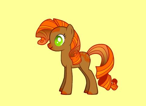 Ponies i created