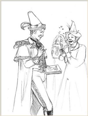 Pottermore: Character - Professor Gilderoy Lockhart