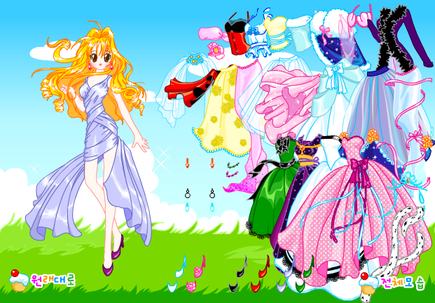 two princes dress up games