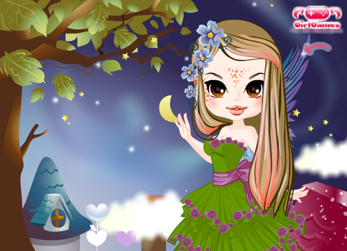Princess Dress up Games at Dressup24h.com