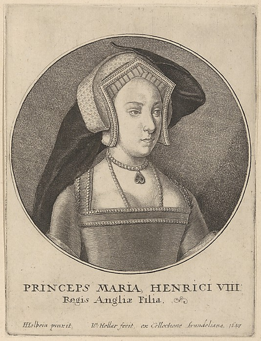 Princess Mary 1547