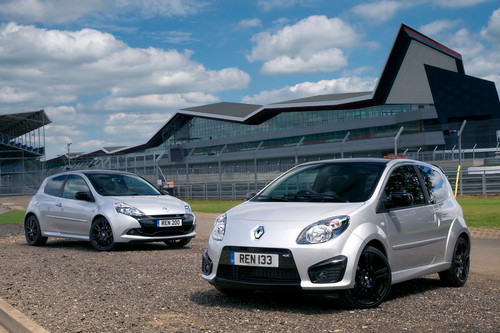 RENAULT TWINGO RS 133 AND CLIO RS 200