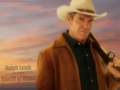 Ralph Lamb ~ Sheriff of VEGAS - television wallpaper