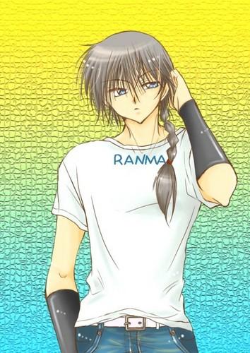 Ranma-kun 早乙女乱馬