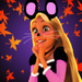 Rapunzel Icon for Halloween