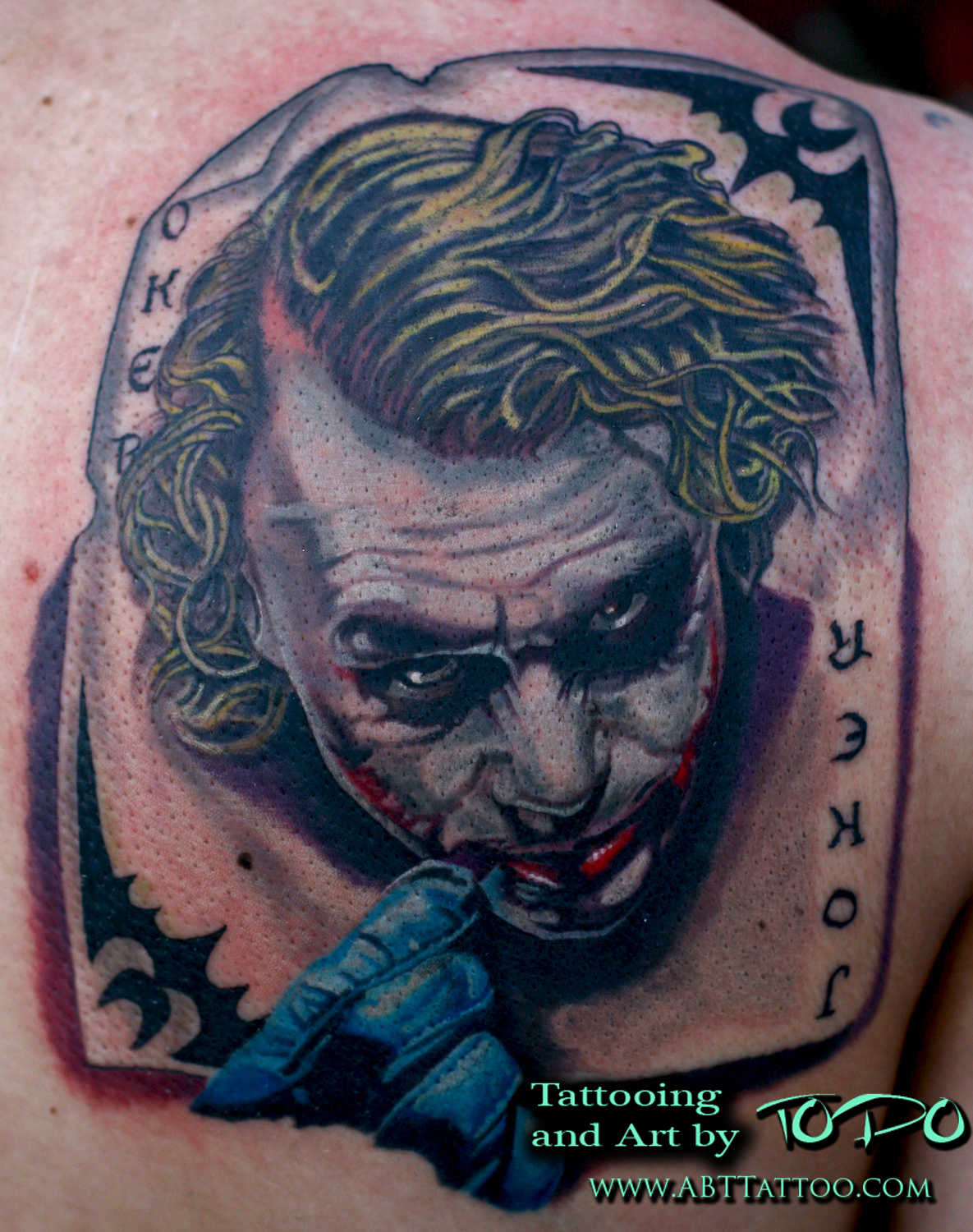 Tattoos Realistic Tattoo