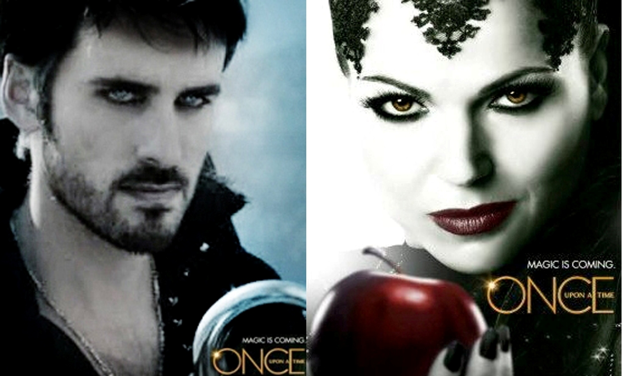 Regina Captain Hook - Poster
