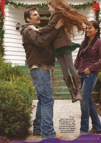 Renesmee and Charlie