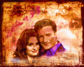 Rick&Kate ♥ Always - castle wallpaper
