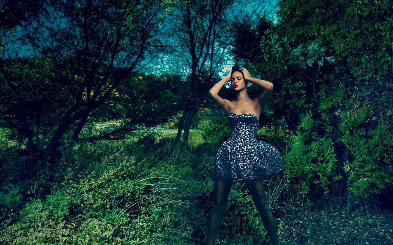 রিহানা Vogue Usa issue