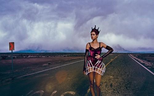 蕾哈娜 Vogue princess