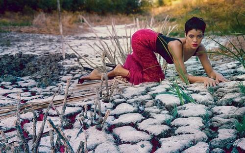 রিহানা for Vogue US