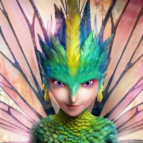 Rise of the Guardians - perfil