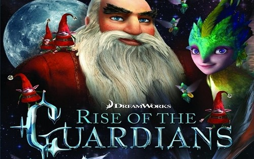 Rise of the Guardians wallpaper possibly with anime called Rise of the Guardians wallpaper
