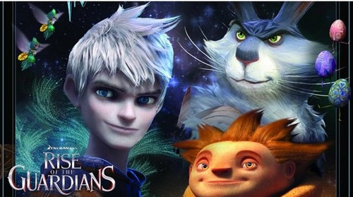 Rise of the Guardians wallpaper