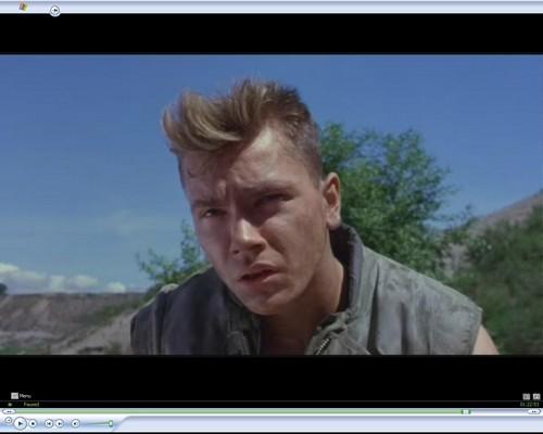River Phoenix as Eddie Birdlace