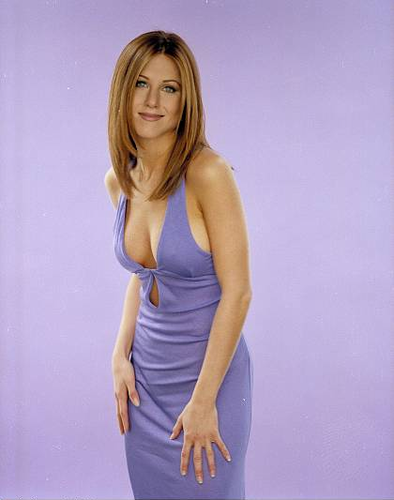 jennifer aniston fondo de pantalla possibly with a bustier, a leotard, and a cóctel, coctel dress called Robert Fleischauer Photoshoot 1996