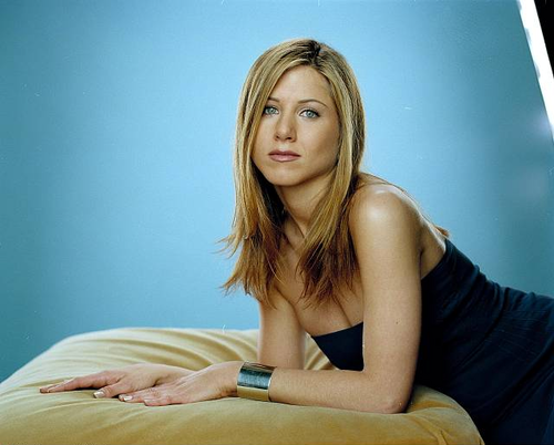 Jennifer Aniston wallpaper containing skin called Robert Fleischauer Photoshoot 1998