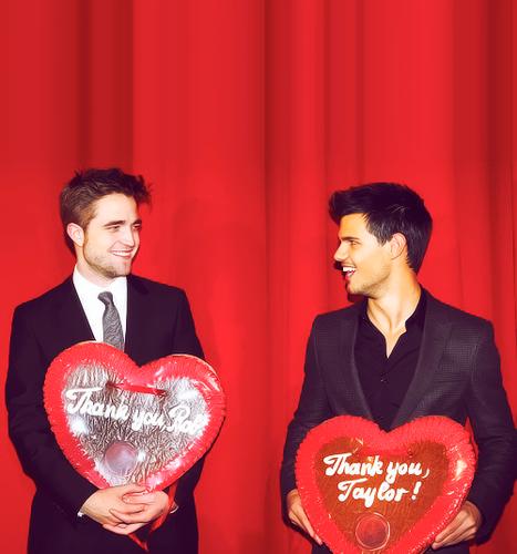 Robert and Taylor