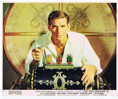 Rod Taylor - The Time Machine
