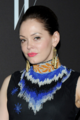 Rose - W Magazine Dance Party - Milan Fashion Week - September 23 , 2012 - rose-mcgowan photo