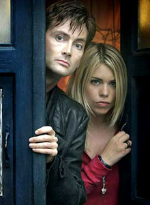 Rose and Doctor