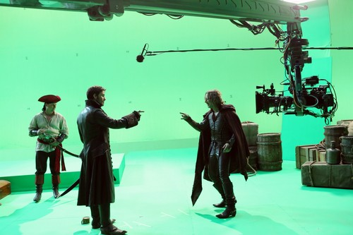 Rumpelstiltskin- 2x04- The Crocodile- 防弾少年団 写真